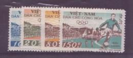 Viet-Nam N° 10 à 13** Timbres De Service - Vietnam