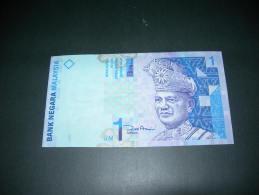 Malaysia.  1 Ringgit. - Malesia