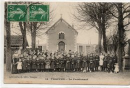 +  TOP  CPA  TRAPPES . LE  PENSIONNAT - Trappes
