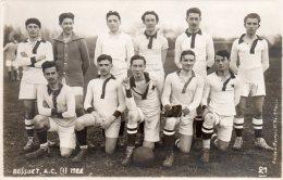 - PHOTO  - Equipe De Foot  BOSSUET A.C. - 1922 - 827 - Sports