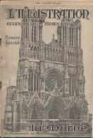L´ILLUSTRATION économique Et Financière  - Numéro Spécial 26 Avril 1924 - LA MARNE - Livres, BD, Revues