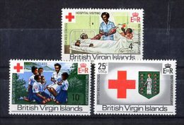 Virgin Islands 1970. Yvert 224-26 ** MNH. - British Virgin Islands