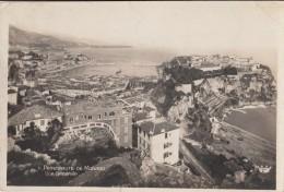 1931 PRINCIPAUTE DE MONACO - VUE GENERALE - Monte-Carlo