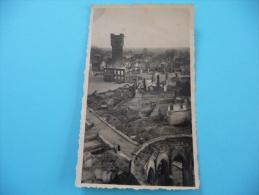 Photo De Bergues :  Le Beffroi  Après 1945 - Bergues