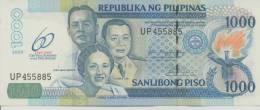 PHILIPPINES P. 205 1000 P 2009 UNC - Philippines