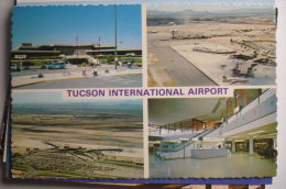 AIRPORT/ AEROPORT/ FLUGHAFEN     TUCSON INTERNATIONAL - Aerodrome
