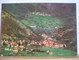 Viaggiata Con Bollo -Lucca - Gorfigliano - Lago Di Gramolazzo - Agliano - Laghi - Lucca