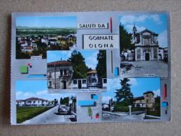 Va1152)  Saluti Da Gornate Olona - Varese