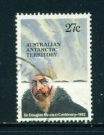 AUSTRALIAN ANTARCTIC TERRITORY - 1982 Mawson 27c Used As Scan - Australian Antarctic Territory (AAT)