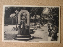Bop2979)  Saluti Da Terme Di Porretta - Giardini - Bologna