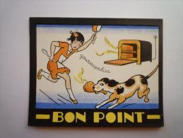 """BON  POINT   Pub   """" FOUR  ELECTRIQUE  APEL """" - Publicités"""
