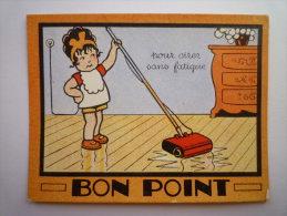 """BON  POINT   Pub   """" CIREUSE  ELECTRIQUE  APEL """" - Publicités"""