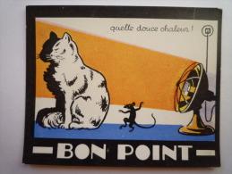 """BON  POINT   Pub   """" RADIATEUR  PARABOLIQUE  ELECTRIQUE   APEL """" - Publicités"""