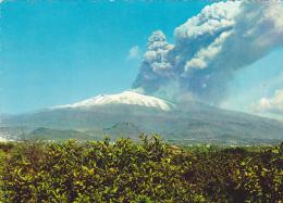 ERUPTION DE L'ETNA -  Esplosione Dell'Etna - Italy