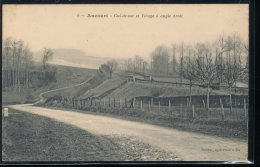76 -- Ancourt -- Cul - De - Sac Et Virage A Angle Droit - Autres Communes