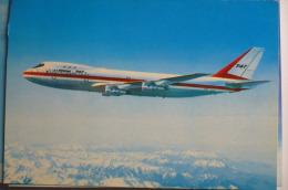 PROTOTYPE     B 747 100 - 1946-....: Moderne