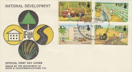 Fiji1973 National Development FDC - Fiji (1970-...)