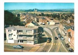 BLEGNY TREMBLEUR - Place Ste Gertrude Et Rue De La Station - Blégny