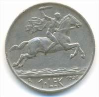 ALBANIA , 1  LEK 1926 R - Albania