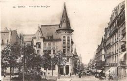 NANCY - Place Et Rue Saint Jean N° 11 - Nancy