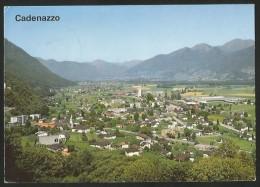 CADENAZZO Giubiasco Bellinzona 1982 - TI Ticino