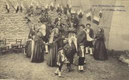 ( 64 ) . Pyrénées - Danse Ossaloise - TBE - ( 2 Scanns) - Sauveterre De Bearn