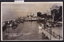 Ecuador - Guayaquil - Yacht-Club : Photo Areyalo ; Min. Trous D'agrafe En Haut (scan) (12´563) - Equateur