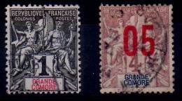 160517004 - GRANDE COMORE Type Groupe 1 12