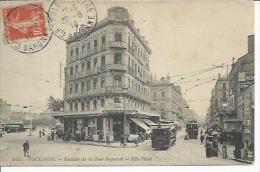 222 - TOULOUSE - ENTREE DE LA RUE BAYARD ( Animées ) - Toulouse