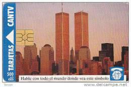 Venezuela, CAN2-0015-2, 500 Bs, New York. - Venezuela
