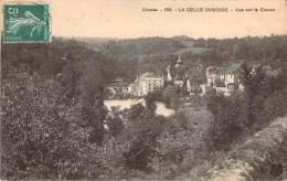 CPA La Celle-Dunoise Vue Sur La Creuse PO 481 - Sonstige Gemeinden