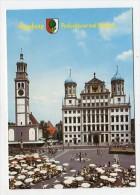 GERMANY - AK 166922 Augsburg - Rathaus Und Perlachturm - Augsburg