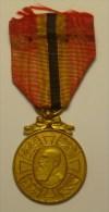 Belgique Belgium Medal Commemorative Of The Reign Of Leopold II 1865 - 1905 - Belgique