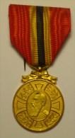 Belgique Belgium Medal Commemorative Of The Reign Of Leopold II 1865 - 1905 HIGH  GRADE - Belgique