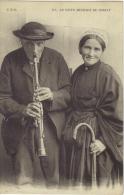 ( 22 ) CORLAY  Le Vieux Musicien De Corlay - France