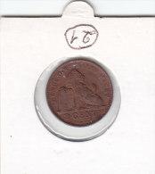 2 Centimes Cuivre Albert 1 1911 FL - 1909-1934: Albert I