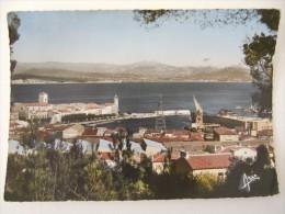 LA CIOTAT Vue Générale Sur Le Port 1967 - La Ciotat