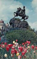 C1960 KIEV MONUMENT TO BODGAN KHMELNITSKY - Russie