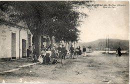 BALARUC Les BAINS Quai Du Port Petits Manques - Francia
