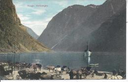 NORVEGE - GUDVANGEN - Norvège