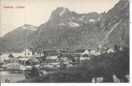 NORVEGE - LOFOTEN - Svalvoer - Norvège