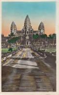 V1950 ANGKOR VAT - VUE GENERALE - Cambodge