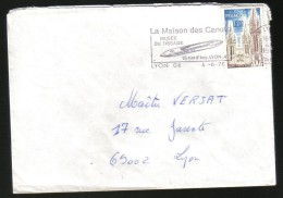 Saint Pol De Léon YT 1808 - 4 Juin 1976 - France