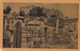 C1950 IZMIR EFES - VIEW OF THE BASILICA OF ST.JOHN - Turquie