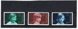 Liechtenstein 1975  563/565** - Nuovi