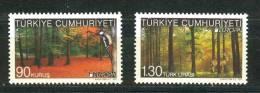 Turkey, Yvert No 3559/3560, MNH - Nuevos
