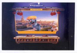 Disney Movie RATATOUILLE, Paris , France Skyline View, 2006 #1 - Francia
