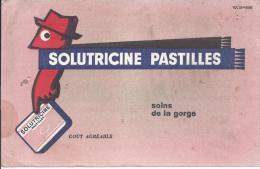 BUVARD - SOLUTRICINE PASTILLES - Chemist's