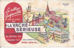 BUVARD - LA VACHE SERIEUSE - Produits Laitiers
