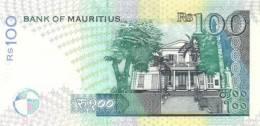 MAURITIUS P. 44 100 R 1998 UNC - Mauritius